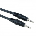 Кабель Audio Perfeo J2105 mini Jack 3,5 (п) - mini Jack 3,5 (п), 5 м
