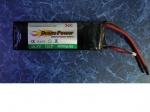 Литий-полимерная батарея Disire-power 18,5V 4000mAh-30С (44*43*135)476г. max55C