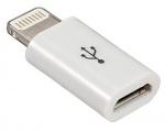 Perfeo I4603 адаптер micro USB-8-pin