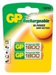 GP Пальчиковые R6/AA 1800mah NiMH