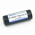 Keeppower 18500 3,7V 1700mAh с электроникой