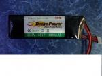 Литий-полимерная батарея Disire-power 22,2V 4000mAh-30С (53*43*135)570г. max55C