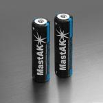 MastAk 18650 2600mah 3.7v со схемой защиты