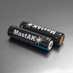 MastAk 18650 2900mah 3.7v со схемой защиты
