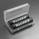 MastAk 18650 3500mah 3.7v со схемой защиты