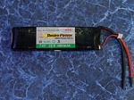 Литий-полимерная батарея Disire-power 7,4V 6000mAh-25С (22*44*168)291г. max50C