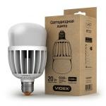VIDEX LED Лампа A80 20w E27 6000K 220v