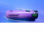 TADIRAN SL-760/P AA Li-S0CI2 (3.6V 2200mAh)