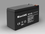 Mastak HR12-34W 12v 9,0Ah AGM