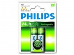 Philips Пальчиковые R6/AA 2700mah NiMH